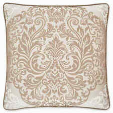 """One J Queen New York La Scala 20"""" Square Decorative Throw Pillow Gold (I Have 2)"""
