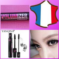 Mascara Volumizer Yanqina 2 en 1 Double Effet Maquillage