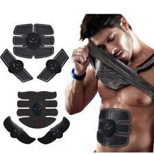 EMS Stimulator Muscle Trainer Exercise Abdominal Massager