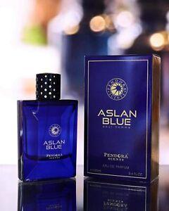Aslan Blue For Men's EDP Spray 100ml Fragrance Long-Lasting by Pendora Scents