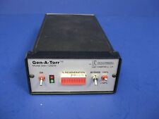 Us Thin Film Products Gen-A-Torr Gen-125Dn Regeneration Analyzer, Used