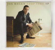 (HD149) Jon Regen, Stop Time EP - 2015 DJ CD