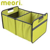 MEORI® Folding Storage Box 30L For Camping/Caravan/Picnic/Camper/Motorhome/Boat