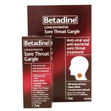 Betadine Sore Throat Gargle 15ml