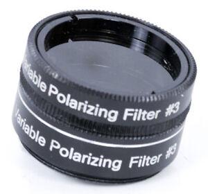 "Skywatcher Variable Polarising Filter 1.25"" #20200  (UK Stock)  BNIB  Astro Size"