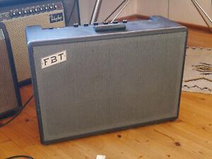 1960s FBT Yunior 200 2x10 Vintage Tube Amp Combo // boutique P2P circuit // EL84