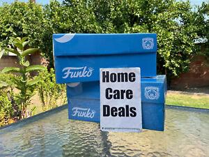 Funko Pop 2021 Fundays Freddy Sealed Mystery Box Of Fun - SDCC Funkon 3 Freddies