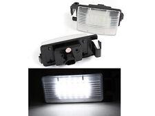 * LED License Plate Light For Nissan Versa GT-R Cube 350Z Infiniti G35 G37