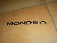 FORD MONDEO 3 MK3 SCHRIFTZUG EMBLEM HECK HINTEN HECKKLAPPE BWY B4Y B5Y GHIA 2004