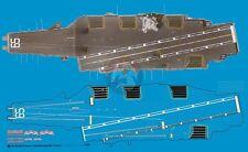 Peddinghaus 1/1250 USS Enterprise (CVN-65) Aircraft Carrier Deck Markings 3105