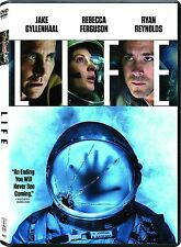 Life ( DVD 2017 ) NEW* Horror, Science Fiction* NOW SHIPPING !!!!