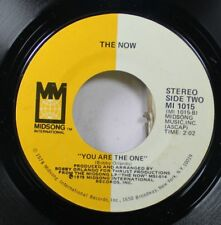 Soul 45 The Now - You Are The One / Can You Fix Me Up With Her On Midsong Intern