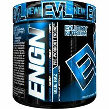 Evlution Nutrition ENGN Pre workout, Focus Strength and Muscle Building
