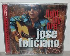 CD JOSE' FELICIANO - LIGHT MY FIRE - NUOVO NEW