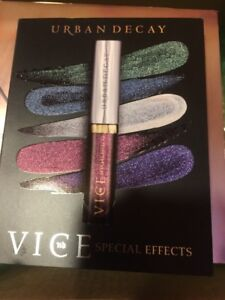 Urban Decay UD Vice Special Effects~ Deluxe Sample Card