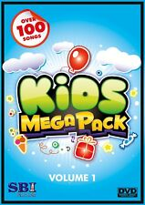 KIDS MEGA PACK VOL 1 SBI KARAOKE DVD - 114 HIT SONGS