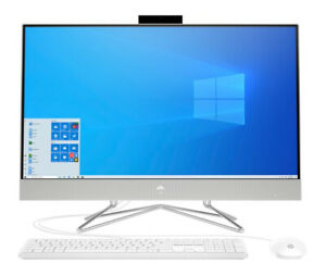"HP All-in-One 27"" i7-10510u 16GB 512GB SSD + 1TB HDD FHD Touch Win 10Home Silver"