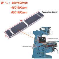 Accordion Dust Cover Retractable Way Protective (Front) Bridgeport Knee Milling
