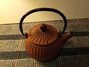 Japanese Cast Iron Teapot