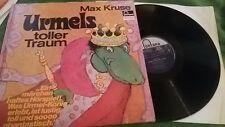 LP: MAX KRUSE - Urmel (6) - Urmels toller Traum - FONTANA