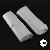 200 LP Cover Schutzhüllen 0,15 mm TYP 150, für Vinyl Schallplatten die dicken