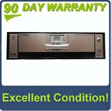 03 07 ToyotaOEM Sequoia Tundra GX470 Factory Rear Entertainment DVD Player 57005