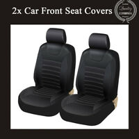 High Quality Soft PU Leather Car Seat Covers Cushion Fit for All Car SUV Truck