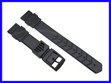 18mm Rubber Watch Band Strap for Midsize Formula 1 One F1 WA1210 WA1211 WA1214