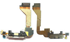 iPhone 4 4G Data SYNC Charging Block Port Dock Assembly Flex Cable + Mic White