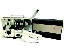 More details for vintage robert bosch bauer t2 super film projector