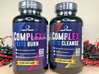 Keto Complex pills diet Appetite Control & Complex keto cleanse Weight loss 60c