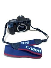 Canon EOS Elan 35mm Camera Body Only Black Japan Photograph Professional Picture