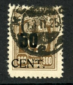 Memel Nr. 198 III gestempelt, gepr. mit Befund Huylmans BPP, B0620