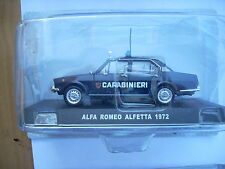 ALFA ROMEO ALFETTA 1972 carabinieri scala 143