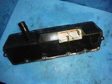 7.3 Ford Powerstroke engine valve cover w/ vent mount & oil return pipe