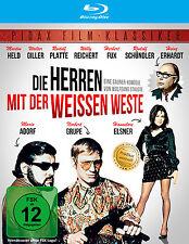 Blu-ray - Die Herren mit der weissen Weste - Krimi Komödie Pidax Neu Ovp