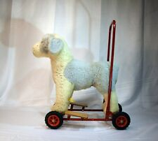 Vintage Dean Childsplay Toddler riding toy 1957 - 1961 Made in Great Britain