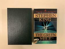 The Green Mile Stephen King Plume Sc Boxed Green 1997 1st Edition
