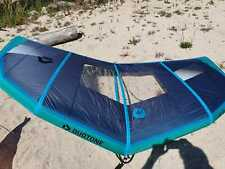 Kite Surf / duotone Foil Wing 3 Sqm Blue Complete 2019