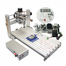 Diy Cnc Router 3060 Metal Mini Cnc Milling Machine 3 5 Axis For Pcb Wood Carving