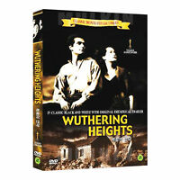 Wuthering Heights (1939) DVD - Merle Oberon