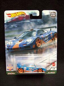 Hot Wheels British Horse Power McLaren FI GTR.