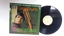 "Cliff Richard - Carol Singers  - 12"" Import EP - STEREO"