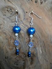 Création Boucles d'oreille perles modèle « Camille » neuves