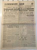 WW2@DISFATTA BOLSCEVICA A BIALYSTOK E A MINSK@11/LUGLIO/1941