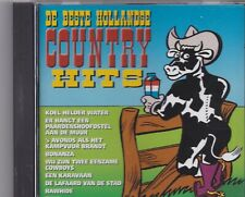 De Beste Hollandse -Country Hits cd album