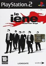Le Iene (Reservoir Dogs) PS2