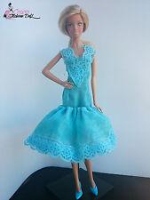 Vestido 3 en 1/dress for OOAK Barbie,Model Muse,Poppy Parker,Fashion Royalty