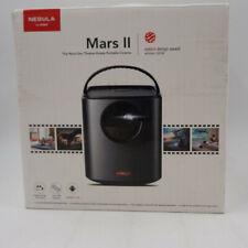 Anker Nebula Mars Projector Ii Theatre Grade Portable Cinema 300 Lumens