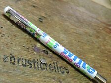 Vintage White DO THE WRITE THING Chrome Trim PARKER VECTOR ROLLERBALL PEN USA